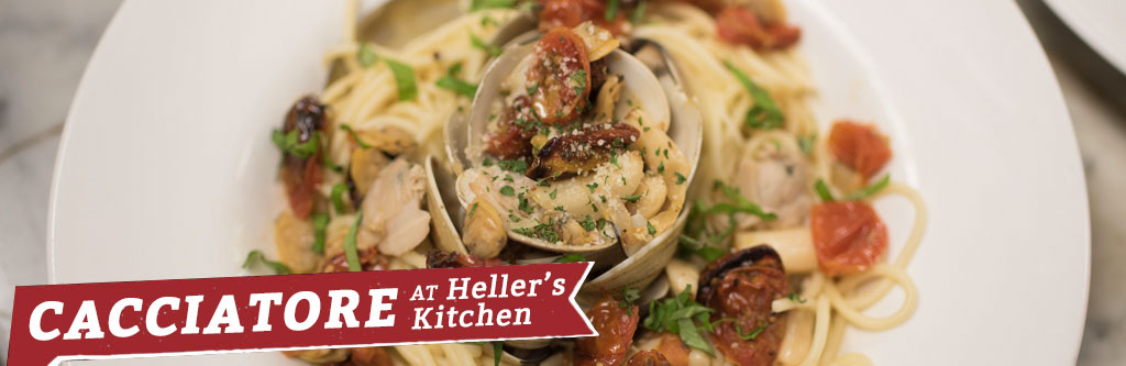 Cacciatore at Heller's Kitchen