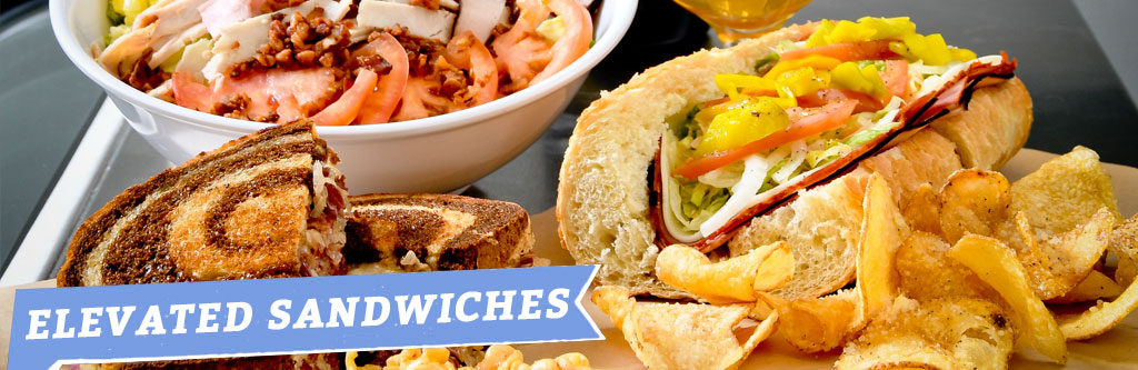 Elevated Sandwiches