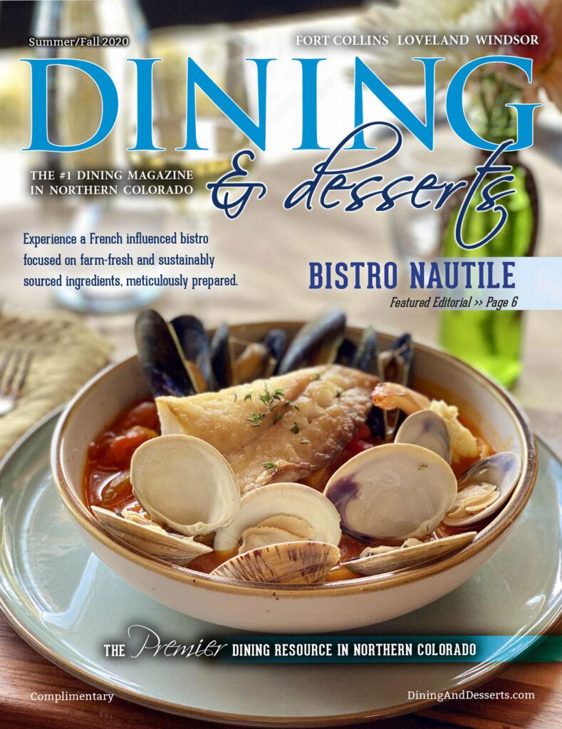 Dining & Desserts Magazine